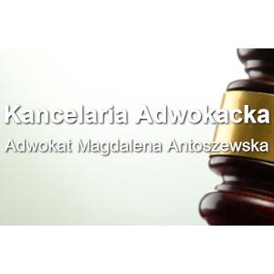 Kancelaria adwokacka Warszawa - Kancelaria Antoszewska
